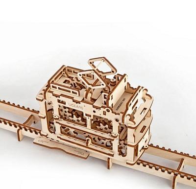 Tram with rails(트램)