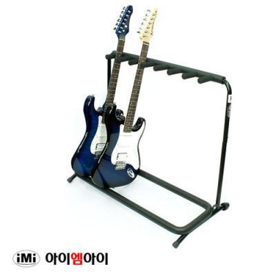 [IMI] 고급 7단 기타스탠드 AP-3408 (7대 비치 가능)