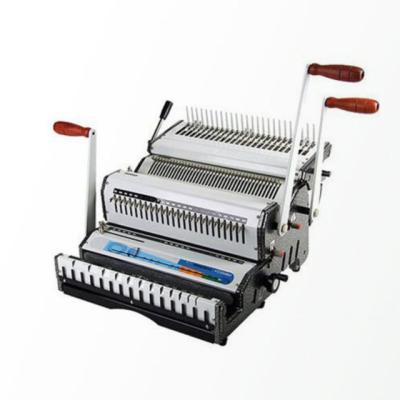 [카피어랜드] 겸용 제본기 WireMacCOMBO 31