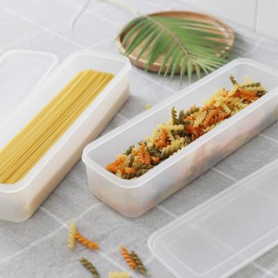 파스타 면 국수 김밥재료 전자레인지 밀폐보관용기
