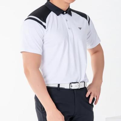 골프웨어 골프복 반팔 티셔츠 남성 기능성 라운딩 D17