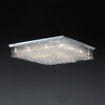 LED 클레인 16등 크리스탈 직부