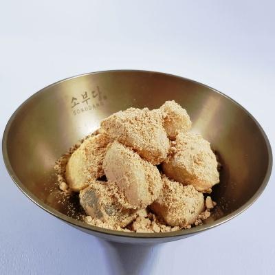 아침대용떡 인절미 개업떡 소부당 콩가루 인절미