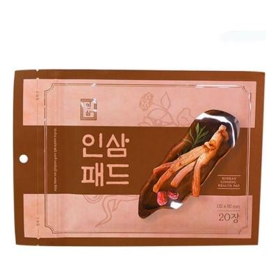 인삼패드(건강파스)20장