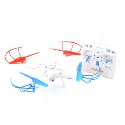 FX115 쿼드콥터 2.4GHz 0.3MP 카메라 드론 (FL514724WH)
