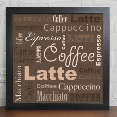 iw053-커피의다양한메뉴_인테리어액자