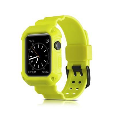 애플워치 밴드 1 2 3 스트랩 시계줄 케이스 TPU