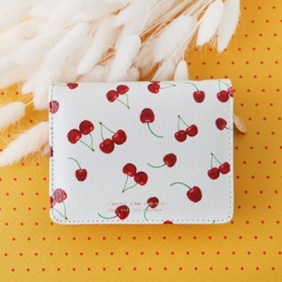 포포팬시 과일 반지갑