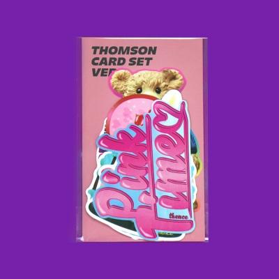 THOMSON CARD SET VER.1