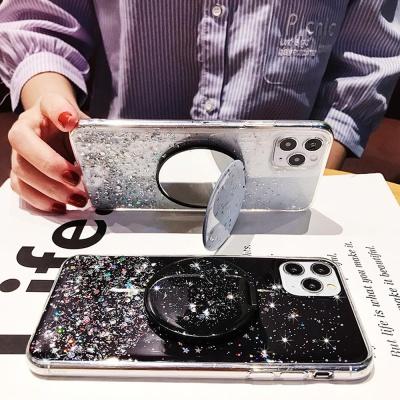 아이폰11 pro max 블링블링 미러 젤리 범퍼 폰 케이스