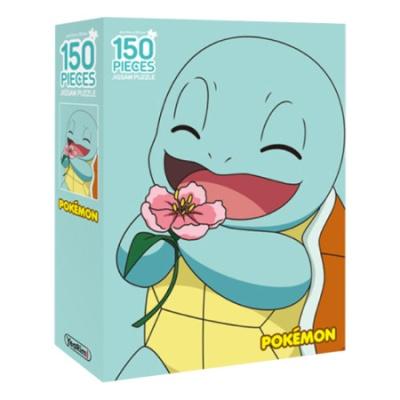 포켓몬스터 퍼즐 150피스 꽃을 든 꼬부기 직소퍼즐