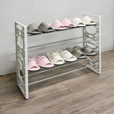 신발정리대 오픈형 신발랙 신발장 신발선반 생활용품