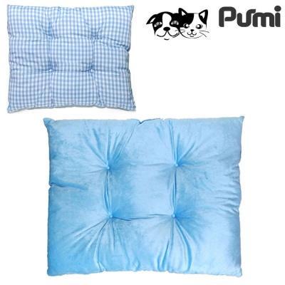 푸르미 리빙하우스용 방석 (블루) (강아지 방석)