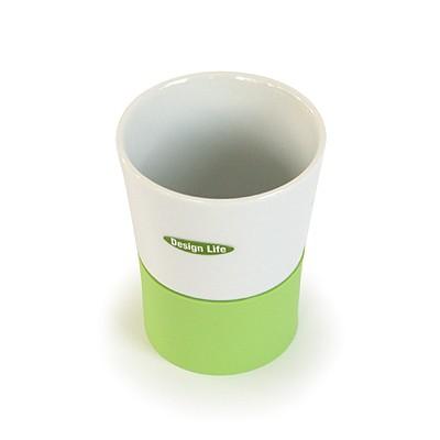 Design Life 도자기실리콘 머그컵(양치컵)