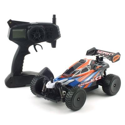 """[무선조종] 1/16 4WD Sprint 레이싱 버기 RTR """"FC081"""" (FL108105BL) 비례제어RC카"""