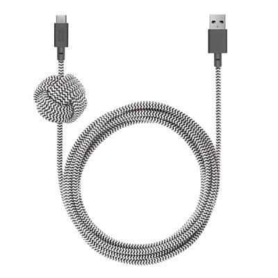 네이티브유니온 아이폰 케이블_NCABLE-AC-ZEB-NP