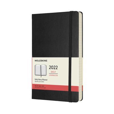 [몰스킨]2022데일리/블랙 하드 L