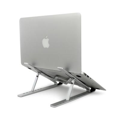 휴대용 알루미늄 노트북 거치대 / 접이식  L1016
