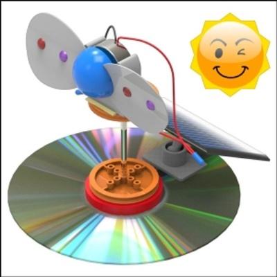 각도 조절 태양광 왕날개 선풍기 (1인용)