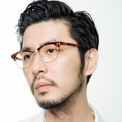 애쉬 컴팩트 컴파운드 - 마호가니 & 골드