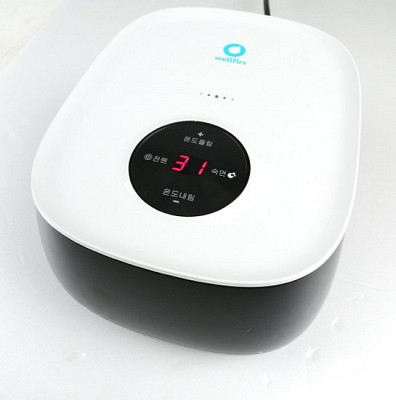 [웰퍼스]스마트 온수매트 양모(더블)SA-H1362/무소음 자연순환방식 모터/업계유일 전국출장 AS/안드로이드 APP 리모컨