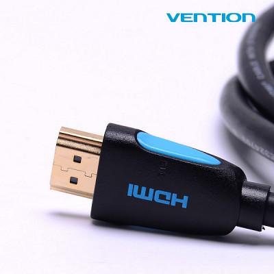 벤션 VENTION 무산소 HDMI 2.0 케이블 블랙블루 4K UHDTV 금도금단자 8m 10m 15m