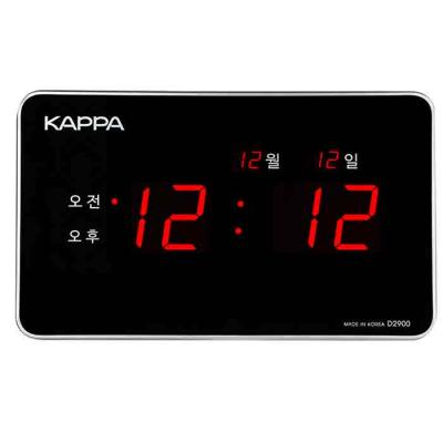 디지털 벽시계 SKD2900  전자벽시계 CH1383246