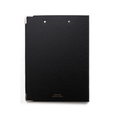 6000 젠틀 레버화일(블랙)