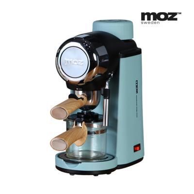 모즈 에스프레소 커피메이커 DR-800C bluish green