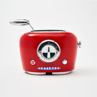 비체베르사 TIX 샌드위치 토스터기 레드
