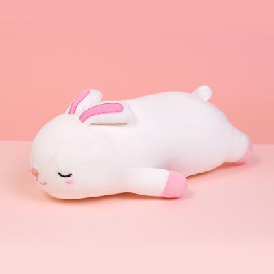 모찌모찌 꿀잠쿠션 토끼 35CM 동물인형