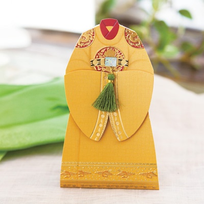 궁중혼례복카드(왕) FT303-3