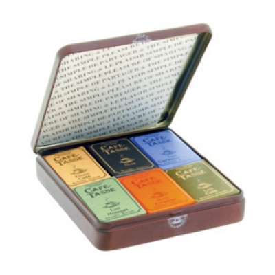 Assortiment 18 Mini-Tablettes