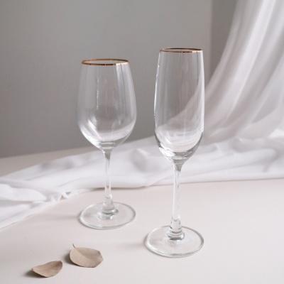 골드라인 와인잔& 샴페인잔