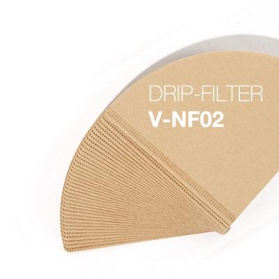 [빈플러스] V형 커피필더 커피 여과지 NF02 (1~2인용)