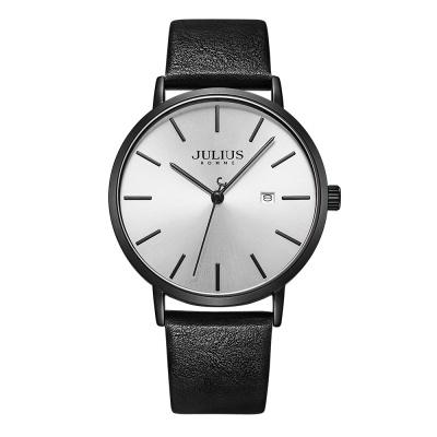 [쥴리어스 옴므 공식] JAH-109 남성시계 가죽시계