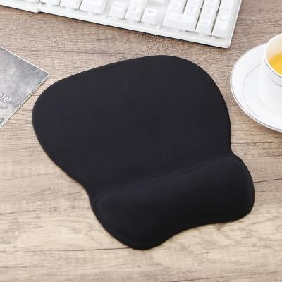 메모리폼 손목 마우스패드(블랙)/ 손목보호마우스패드