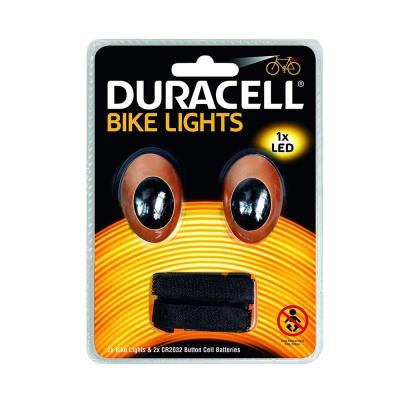 M01DU 듀라셀 자전거 1LED 쌍라이트