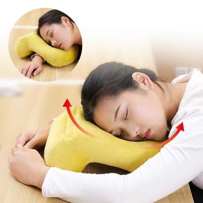 엎드려자기 낮잠 꿀잠 베개 사무실 책상쿠션
