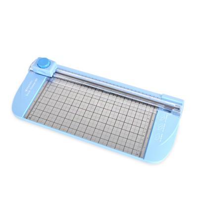 현대오피스 트리머재단기 trimmer-007(블루)/3종칼날