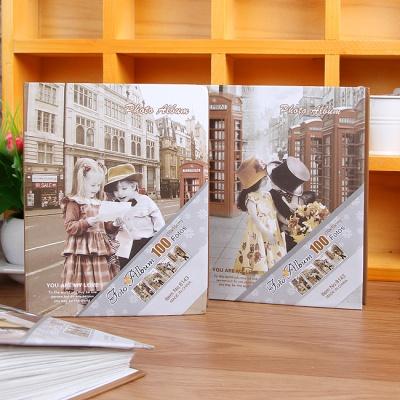 소년과 소녀 포켓식 포토앨범(50매)