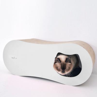 [뽀떼] 고양이 스크래쳐-뽀그레이 L3