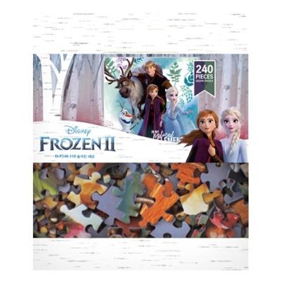 팬시퍼즐 240피스 겨울왕국2 D-P240-110