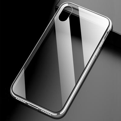 아이폰 X XS 투명 강화유리케이스 GB