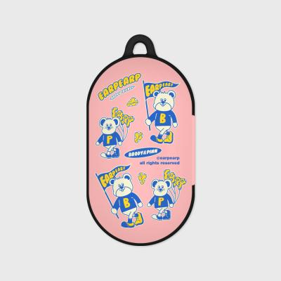 Brody and pinn-pink(Buds hard case)