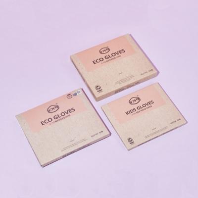 슈가랩 [어린이용 위생장갑 30매]  비닐장갑