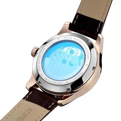 [베스트돈 공식] BD7113GRB 남성시계 가죽시계