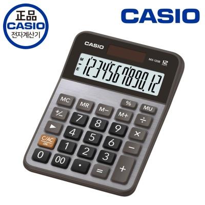 카시오 일반용 큰 계산기 MX-120B