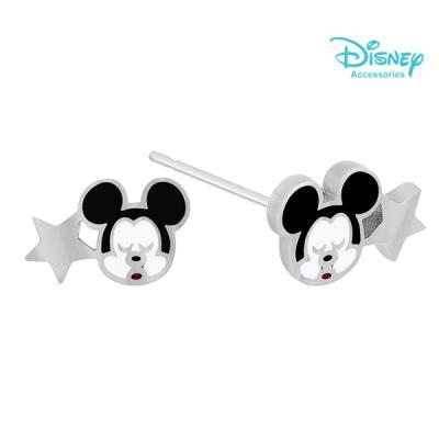 Disney 월트디즈니 쥬얼리 실버스타컬러미키 귀걸이