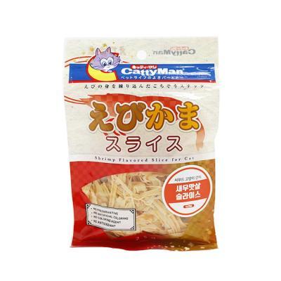 캐티맨 새우맛살 25G 고양이간식